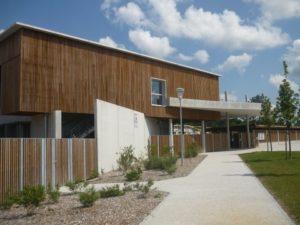 Collège vue extérieure