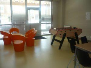 Le foyer des élèves