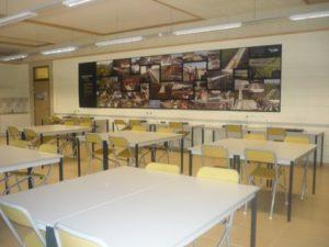 Salle de technologie